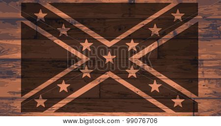 Confederate Flag Brand