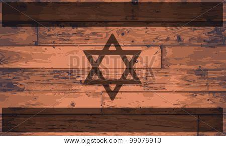Israel Flag Brand