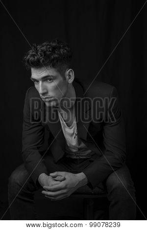 Man model