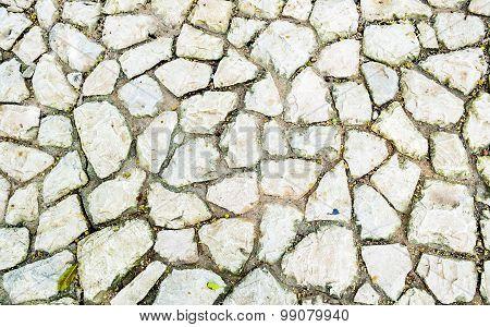 Texture On Ground