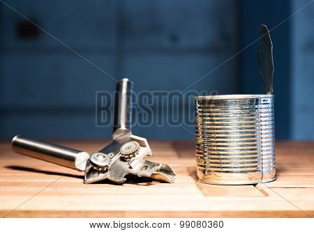Open By Tin Opener