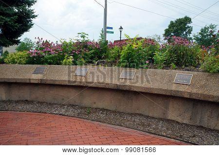 Memorial Plaques