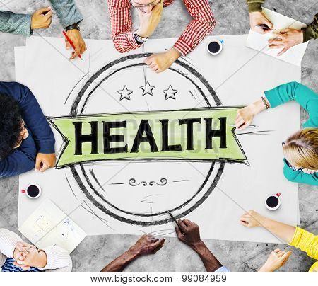 Health Healthcare Disease Wellness Life Concept