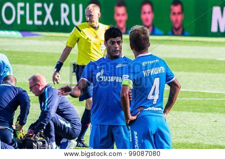 Zenit Saint-petersburg Players