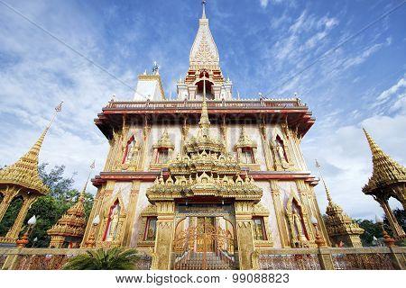 Pagoda in Chaitharam