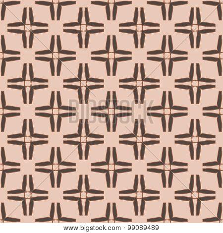 Geometric ornament seamless pattern.  Textile design template seamless background.