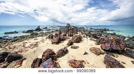 Khai Nok Island, Thailand