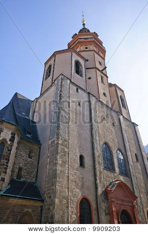 St. Nicholas Church - Leipzig, Germany