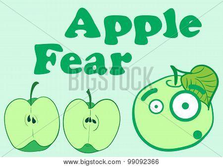 Apple fear