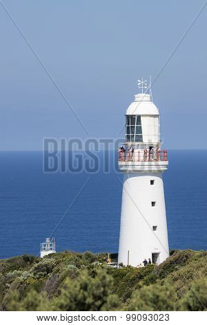 Cape Otway Lighthouse, Cape Otway, Great Ocean Road, Victoria, Australia