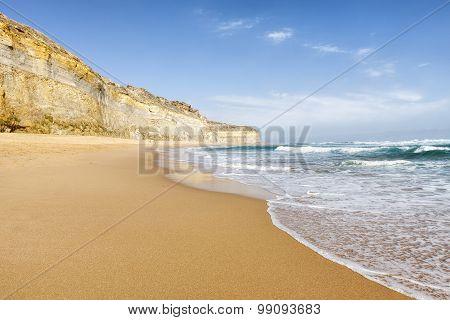 Gibson Steps beach, Victoria, Australia