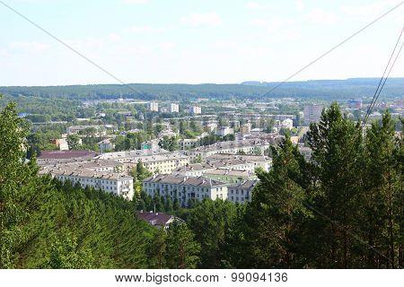 Apartment buildings Pavlodar types in Zelenogorsk