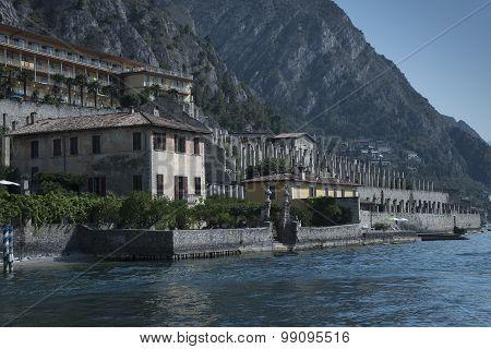 limone sul Garda. Lake Garda. Italy