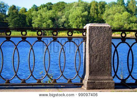 embankment of Vyborg
