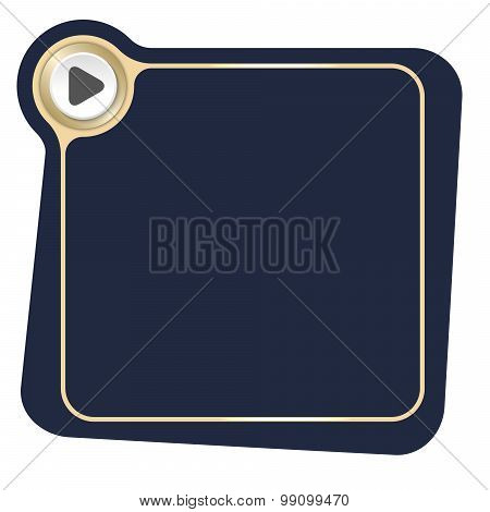Flat Frame