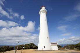 image of inlet  - Split Point Lighthouse - JPG