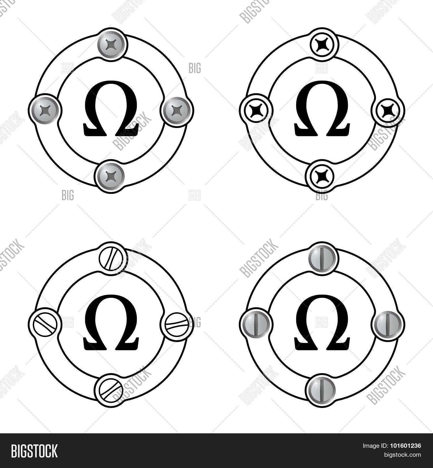 Omega symbol vector photo bigstock omega symbol biocorpaavc Gallery