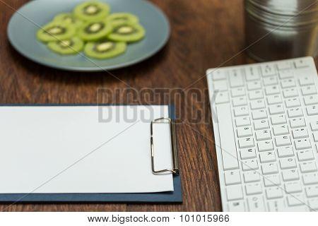 Office Desk In Modern Style