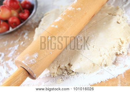 Pie crust preparation