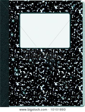 Classroom notebook for students and eduation