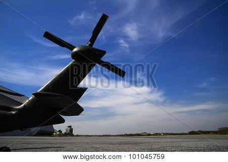 Tail Rotor Blade