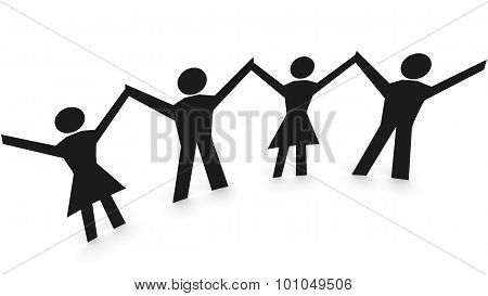 Silhouette Together