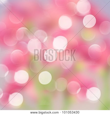 Pink  and violet  Festive background