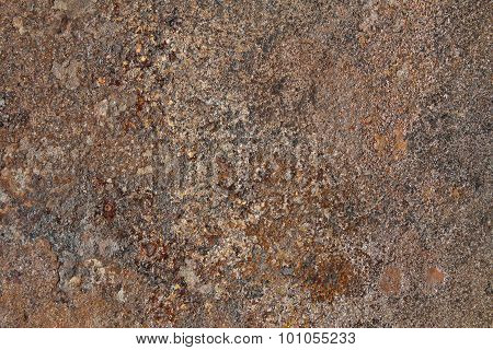 Metal Rust Background.