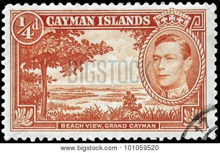 Grand Cayman Stamp
