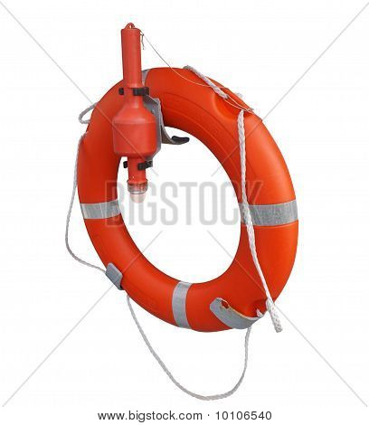 Life Buoy With Light