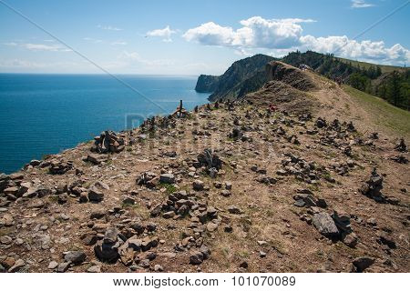 Olkhon, Baikal, Russia