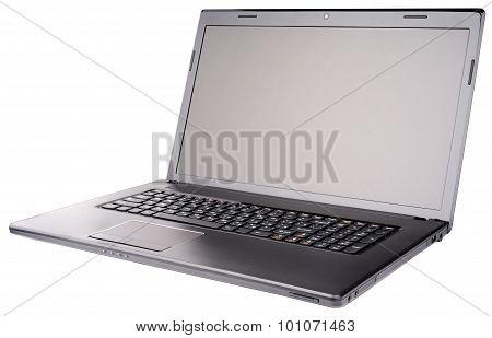 Laptop Isometric View