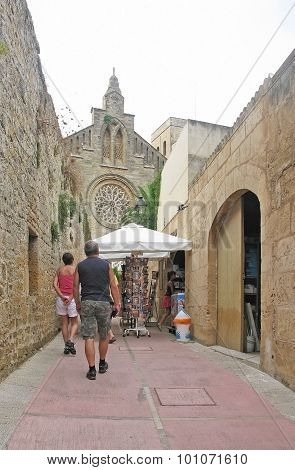 Old Alcudia