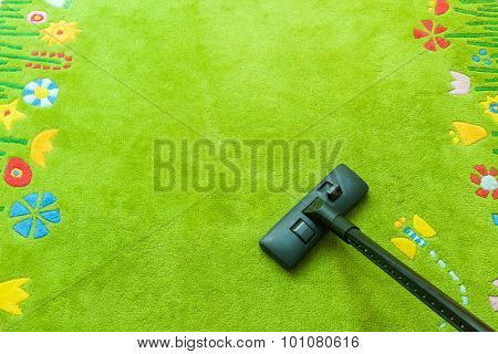 Vacuum Cleaner To Tidy Up