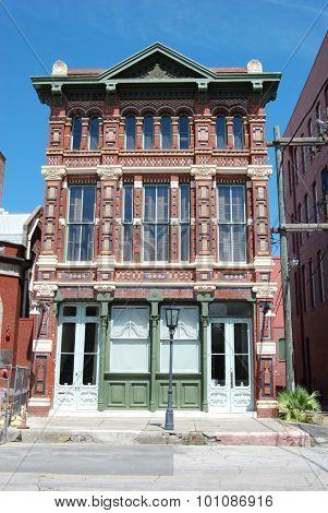 Vintage 1800's Building