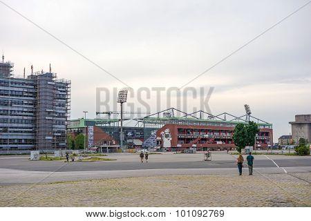 Millerntor Stadium Fc St. Pauli