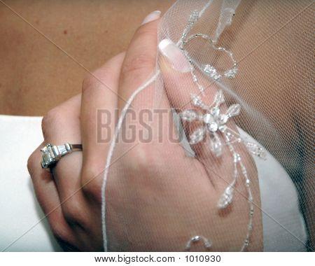 Bride Detail Hand