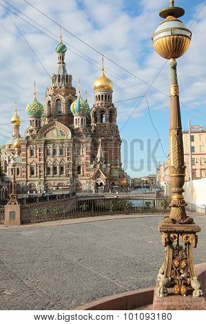 The Church of Resurrection - Savior on spilled blood