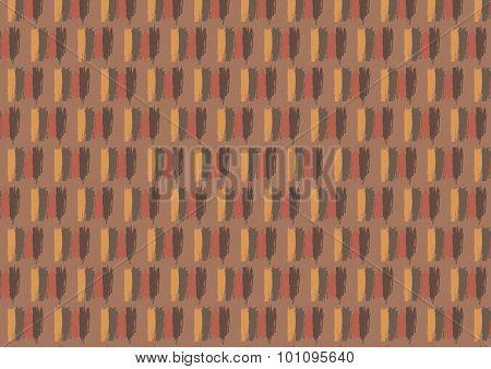 Autumn Shape Pattern