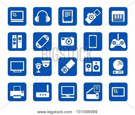 Icons, Photo & Video Equipmen...