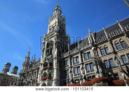 New Town Hall. Munich