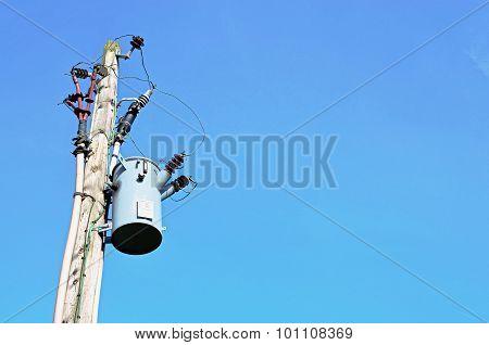 High Voltage....