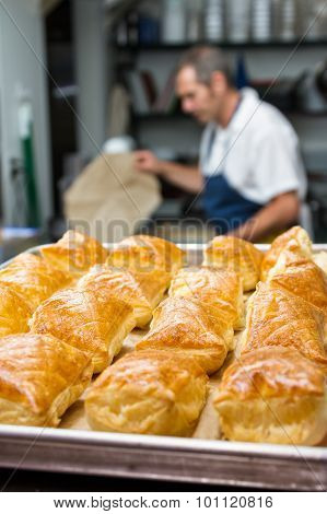 Fresh Baked Puff Pastry