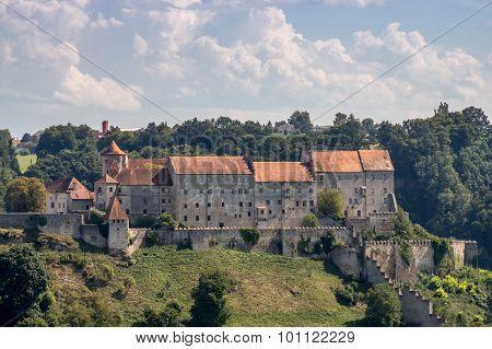 Burghausen, Bavaria, Germany