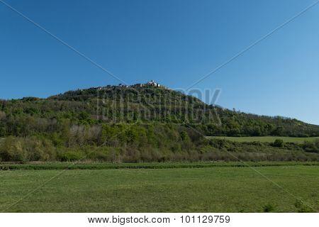 Motovun - picturesque Istrian village in Croatia.