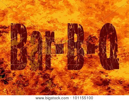 Bar Bq Flames