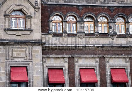 Historic Building, Mexico