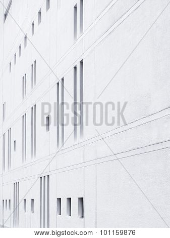 Wall Pattern design Architecture details Black and White