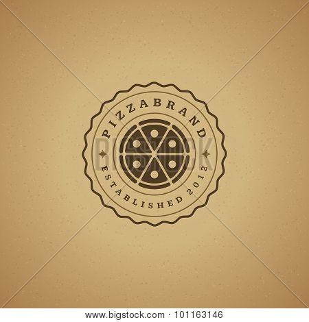 Pizzeria Restaurant Shop Design Element