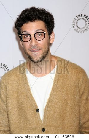 LOS ANGELES - SEP 9:  Rick Glassman at the PaleyFest 2015 Fall TV Preview - NBC at the Paley Center For Media on September 9, 2015 in Beverly Hills, CA